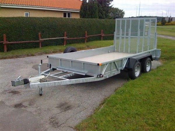 INDESPENSION PL35126AP low loader trailer