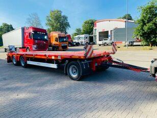 new KASSBOHRER low loader trailer
