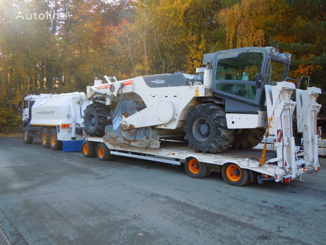 MULLER-MITTELTAL T40 low loader trailer