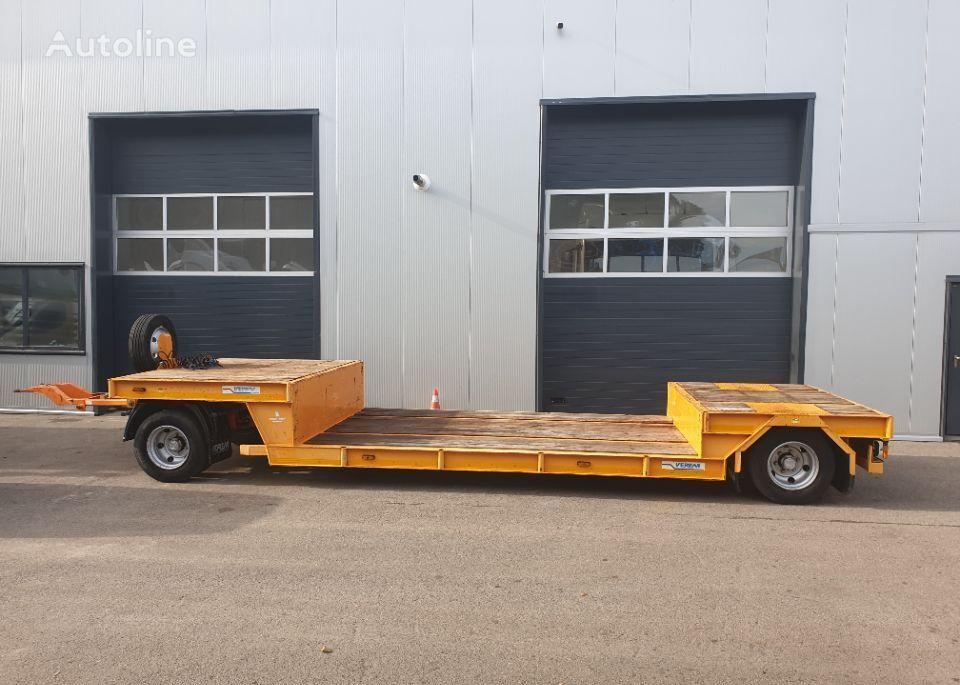 SCHMITZ CARGOBULL Verem low loader trailer