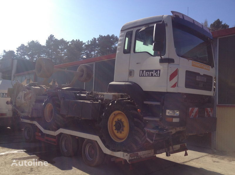 WECON low loader trailer