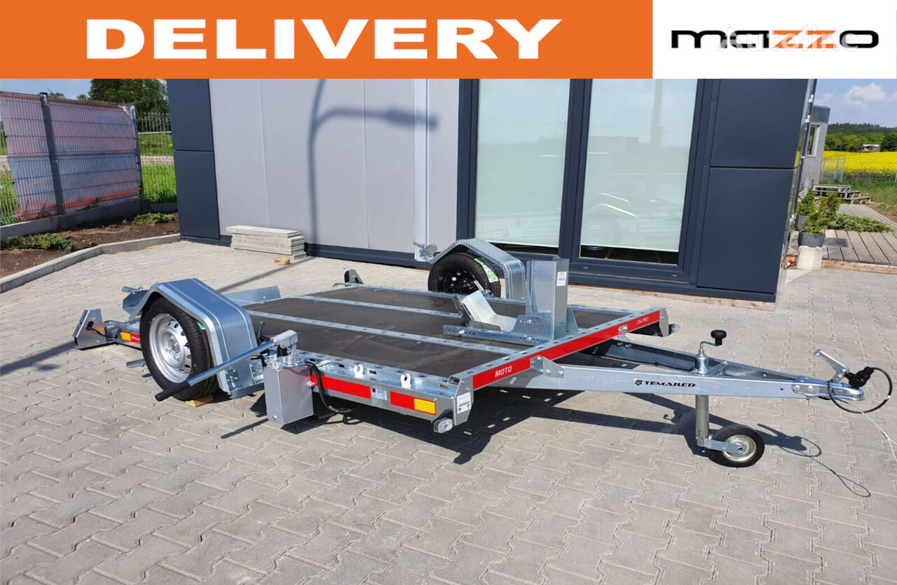 new MotoQuad trailer  motorcycle trailer