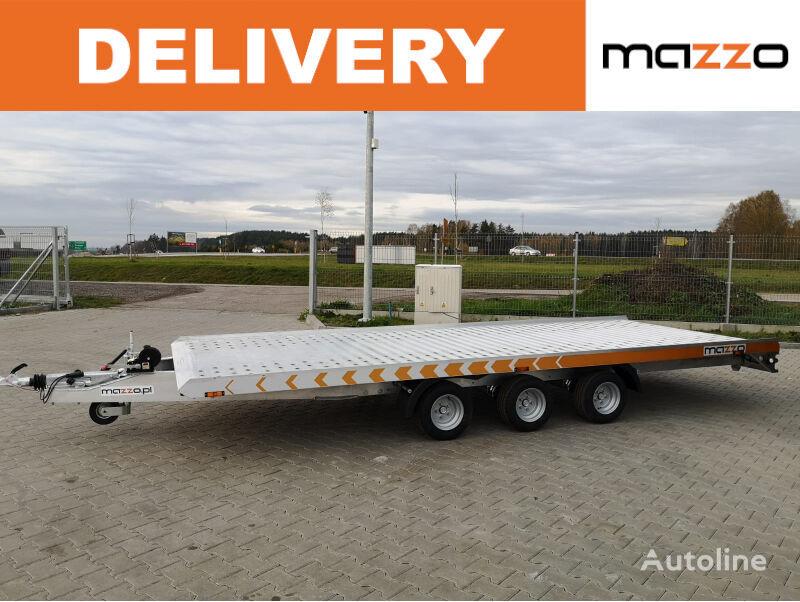 new Mazzo 5521 550x210 Aluminium trailer light  only 620kg platform trailer