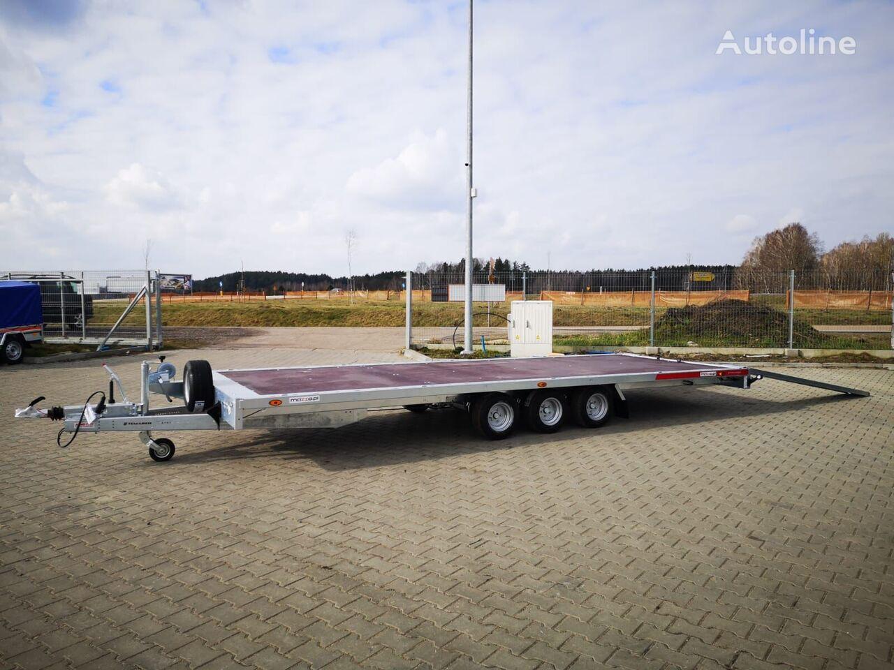 new CPL 5121/3 platform trailer