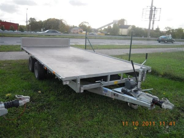 IFORWILLIAMS CT167G platform trailer