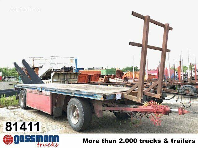 KASSBOHRER V 12L V 12L platform trailer