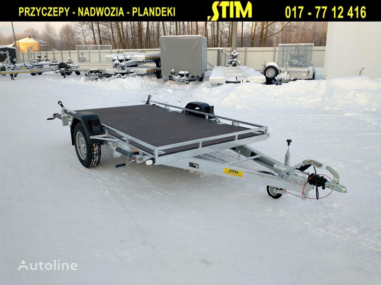 new STIM S21 platform trailer