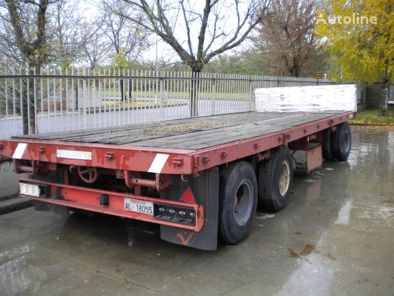 VIBERTI 25R10M7.5 platform trailer