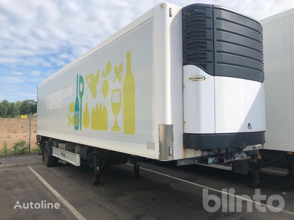 FLIEGL Citytrailer refrigerated trailer