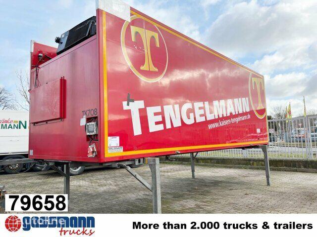 Wechselbrücke Tiefkühl Wechselbrücke Tiefkühl  refrigerated trailer