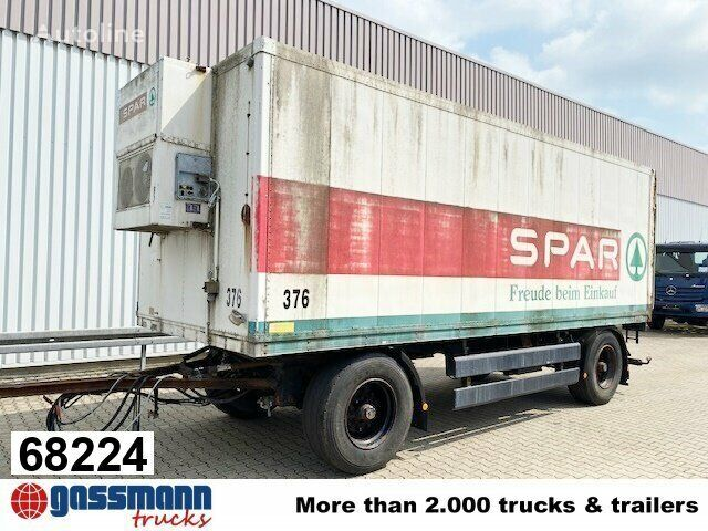Andere KA 18 ROHR refrigerated trailer