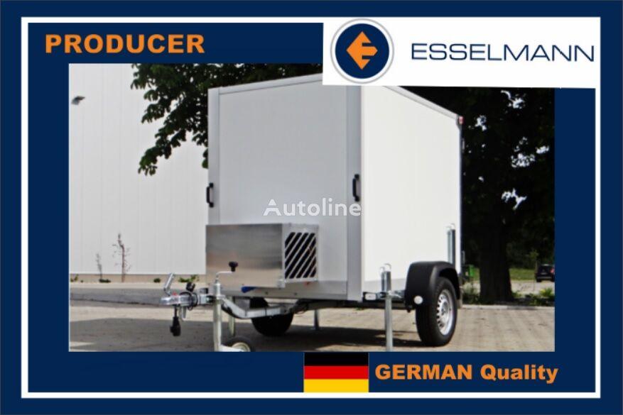new Esselmann FT1 chłodnia izoterma furgon chłodniczy refrigerated trailer