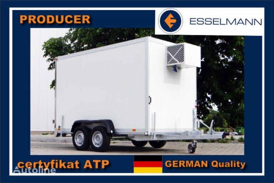 new Esselmann FT5 chłodnia izoterma certyfikat ATP  refrigerated trailer