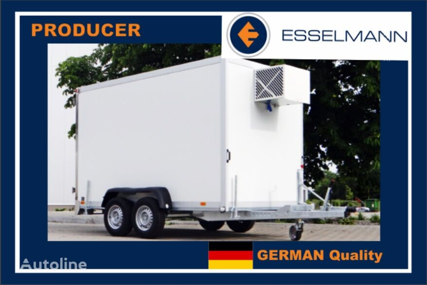 new Esselmann FT5 chłodnia przyczepa izoterma kontener chłodniczy  refrigerated trailer