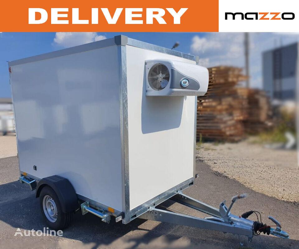 new NIEWIADOW Fridge trailer / cooler 300x165x200cm gvw 1300kg refrigerated trailer
