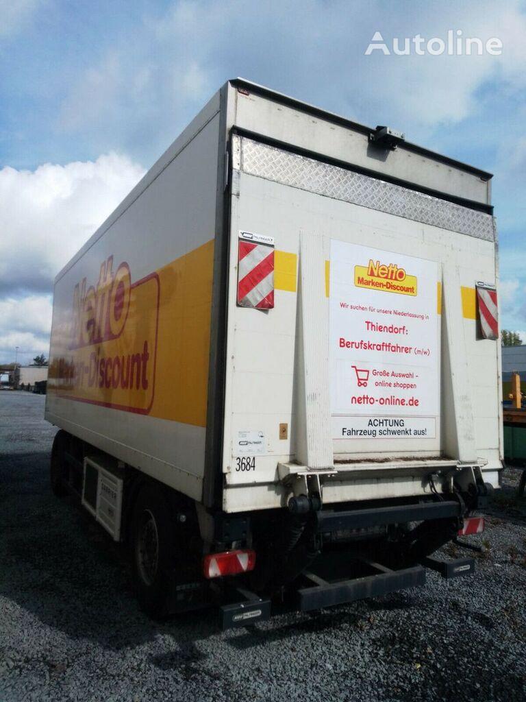ROHR RAK18 refrigerated trailer