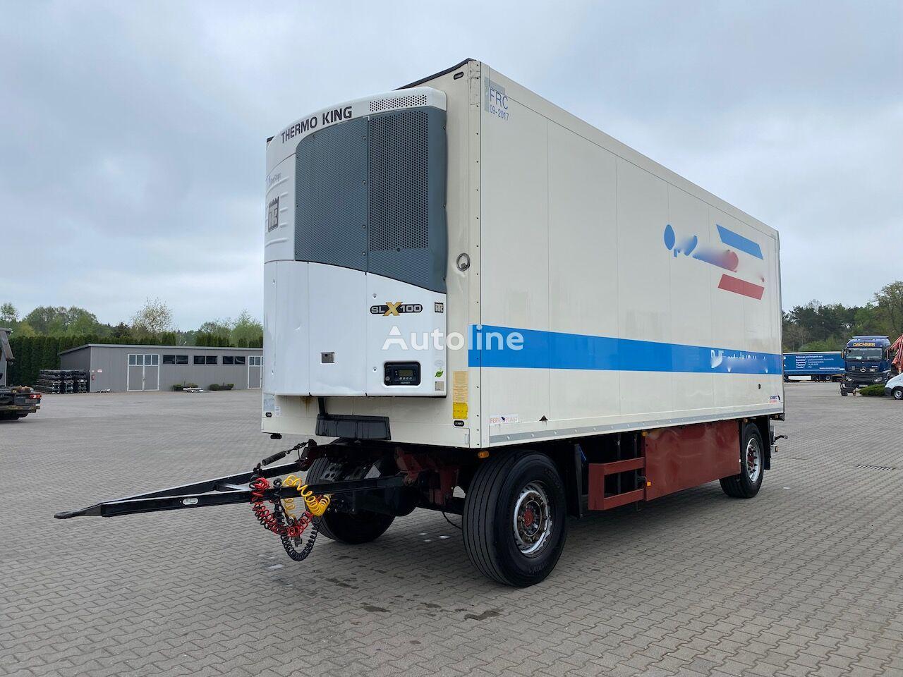 SCHMITZ CARGOBULL AKO 18 refrigerated trailer