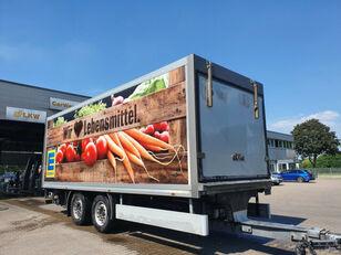 Tandem ISO Anhänger  refrigerated trailer
