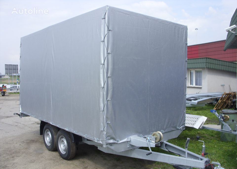 new Boro UNIWERSALNA tilt trailer