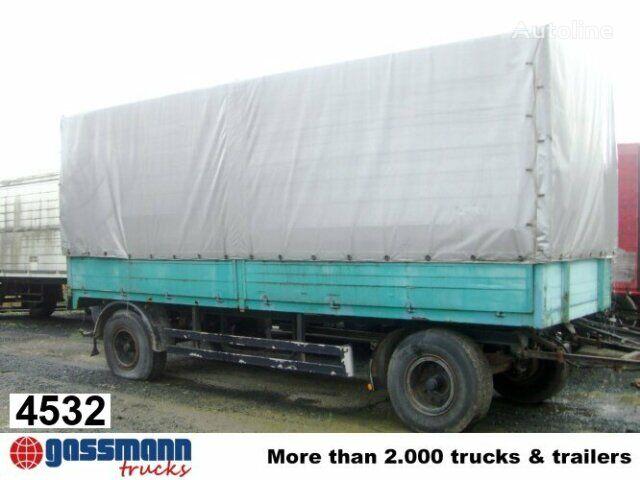 Andere tilt trailer