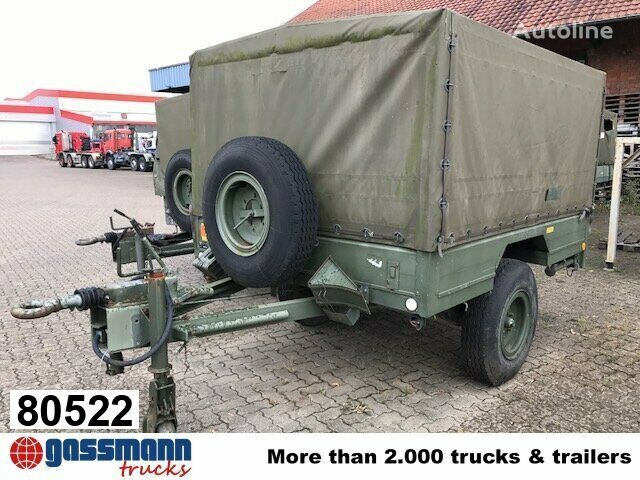 Andere Wassertank-Anhänger Wassertank-Anhänger 18x vorhanden! tilt trailer