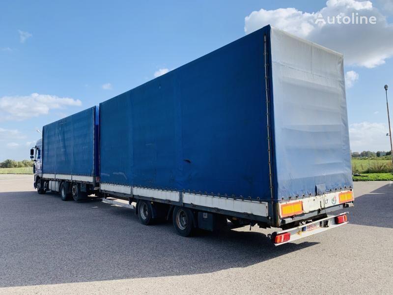 DENGA 18000T tilt trailer