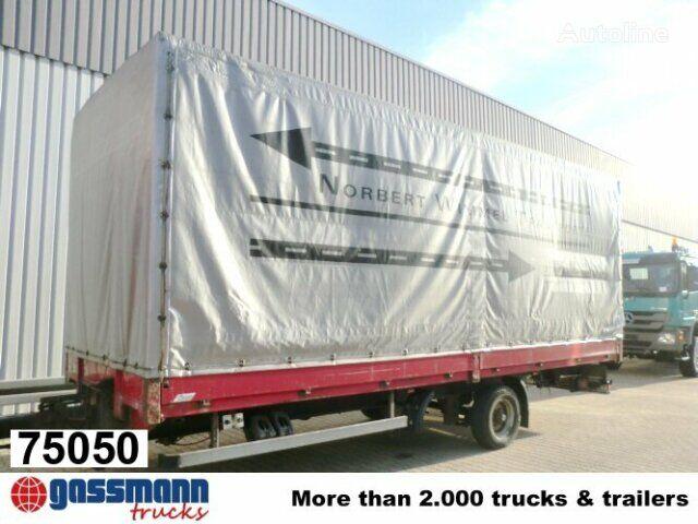 FREYTAG  tilt trailer