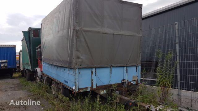 MULLER-MITTELTAL tilt trailer