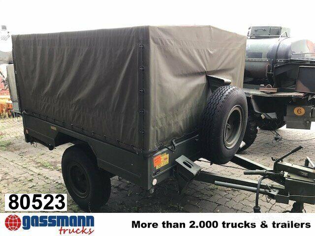 SMIT Wassertank 8x vorh tilt trailer