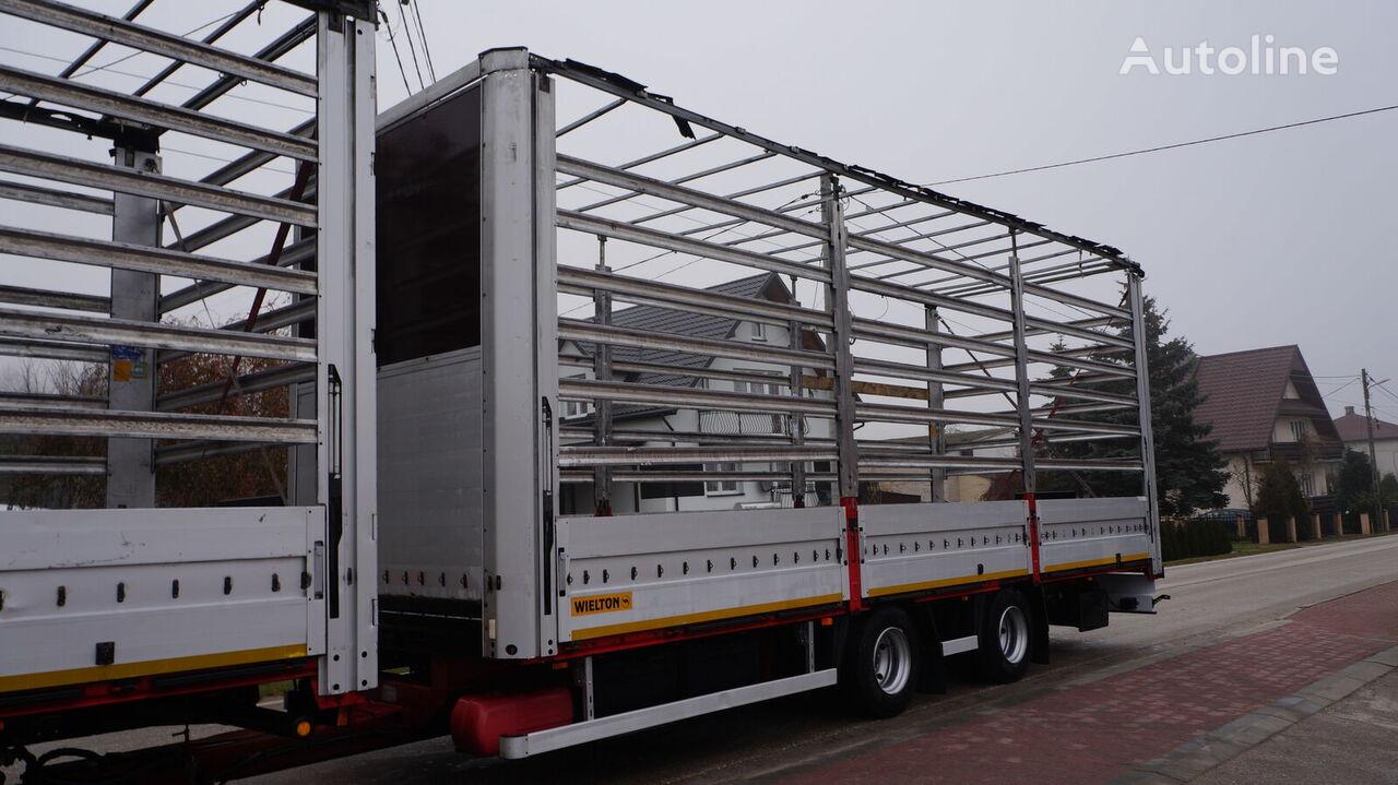 WIELTON tilt trailer
