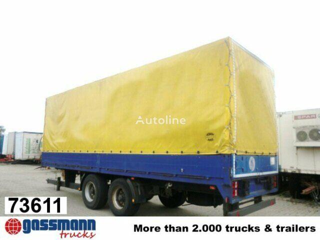 ZANNER TPA 18 tilt trailer