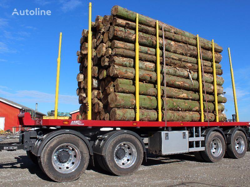 new AMT Trailer AF400  timber trailer