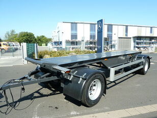 new Ebert KHA 18 Kurzholz-Anhänger NEU timber trailer