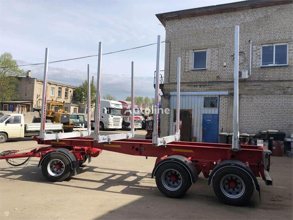 NARKO MST timber trailer