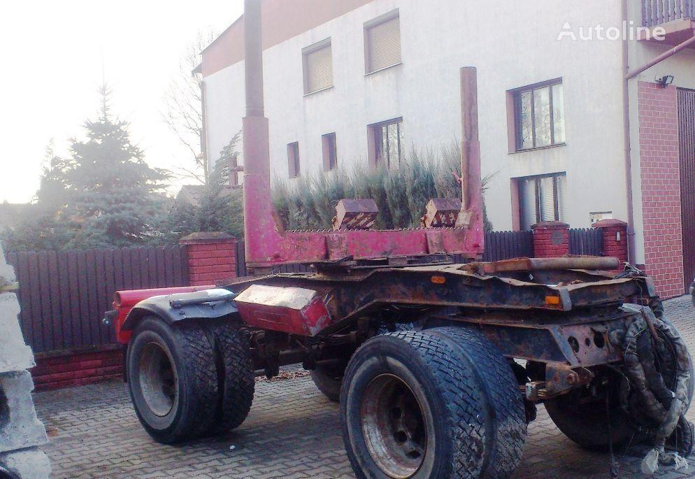 SCHWARZMÜLLER SHE 2,8 timber trailer