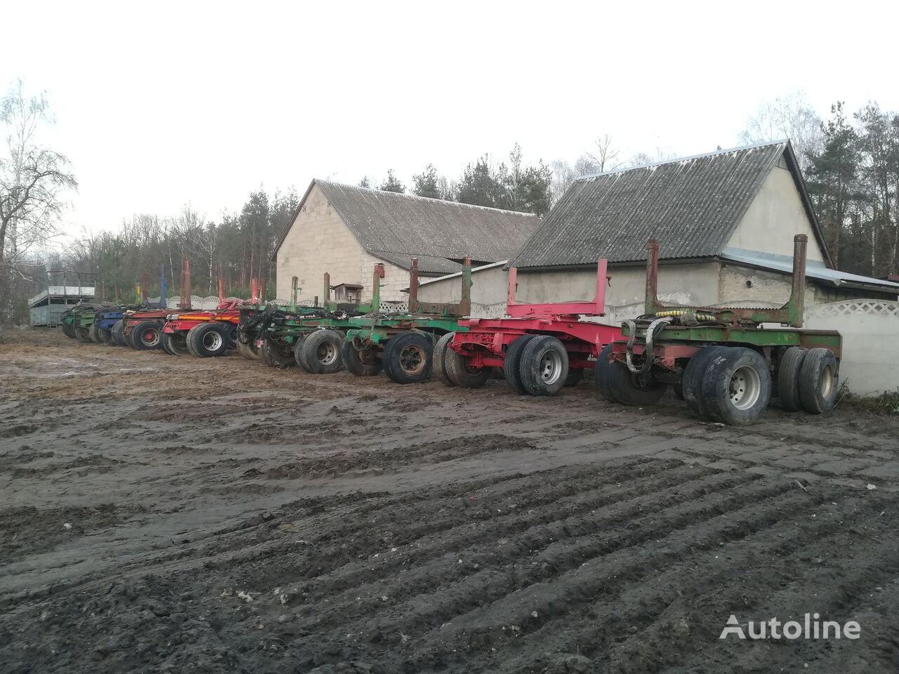 DOLL Lemex glogger huttner Kramer diebolt timber trailer