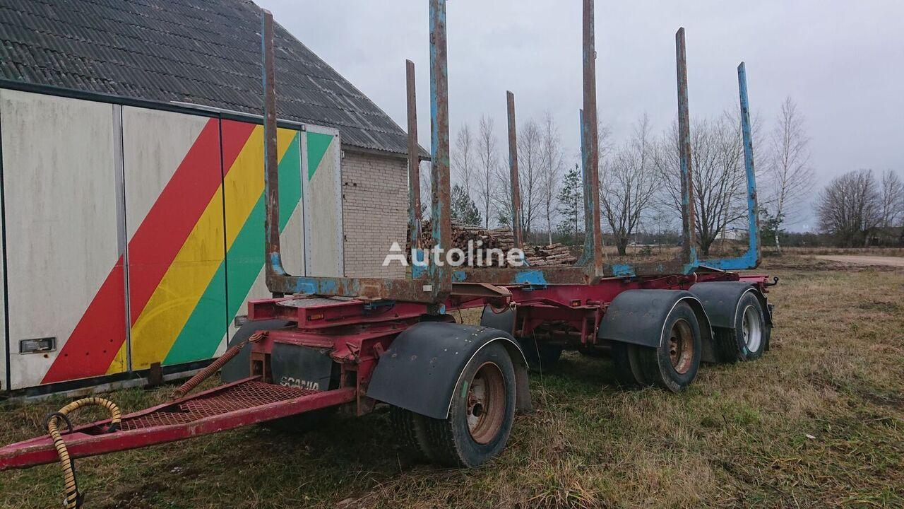JYKI timber trailer