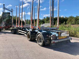 JYKI MST timber trailer