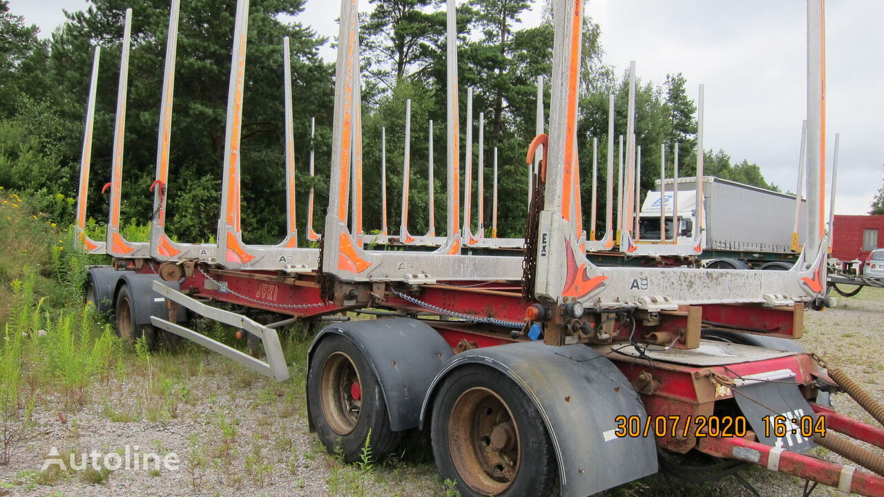 JYKI Super timber trailer