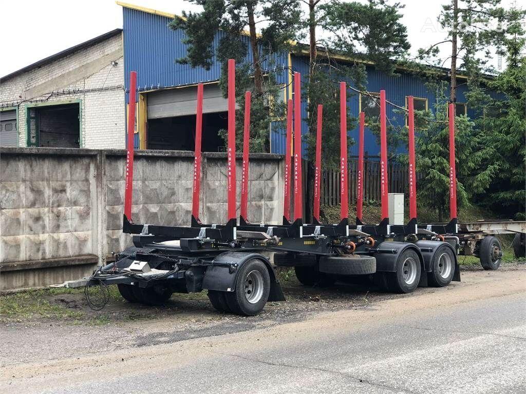 NARKO timber trailer