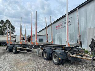 NARKO MJÖLBYSLÄPET VFP4-100-36 timber trailer