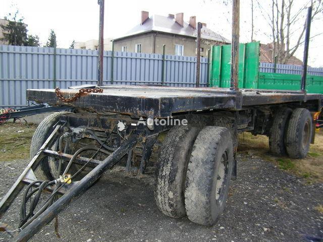 PV 1612 timber trailer
