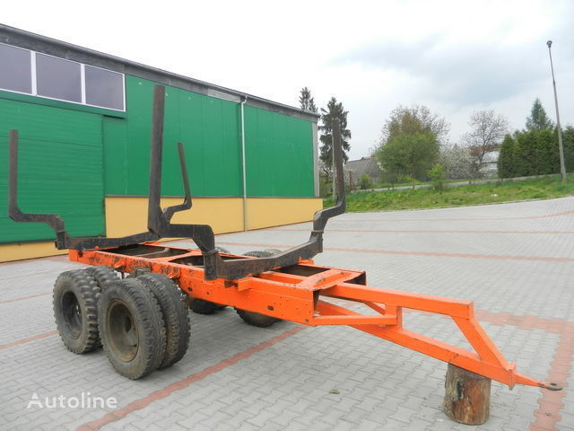 SAM timber trailer