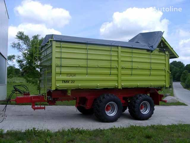 new CONOW TMK 22 Universal tipper trailer