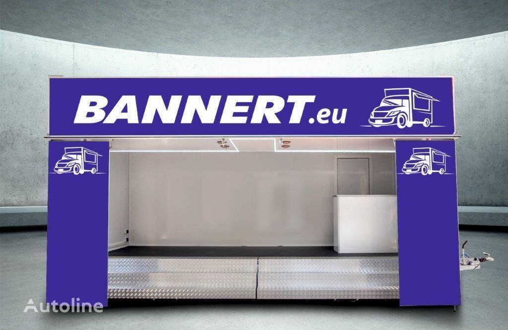 new BANNERT EVENTOWA, SZKOLENIOWA Trailer 6m vending trailer