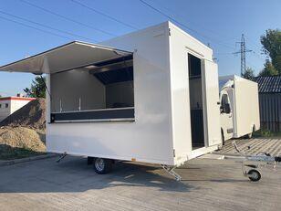 new BANNERT IMBISS, Food Truck, Handlowa, Gastronomiczna vending trailer