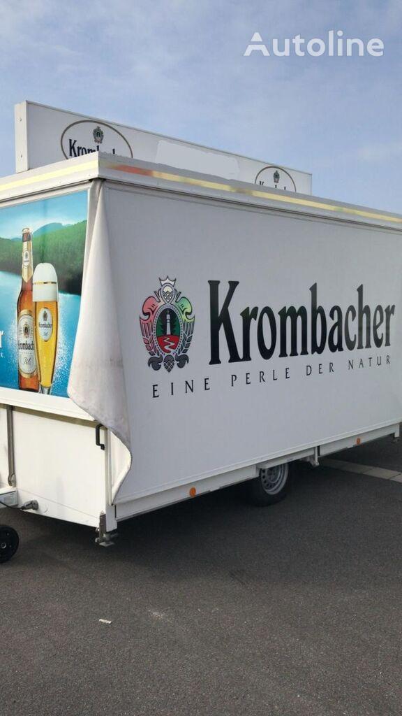 Getränke-Verkaufsanhänger (Esselmann, BP 12) vending trailer
