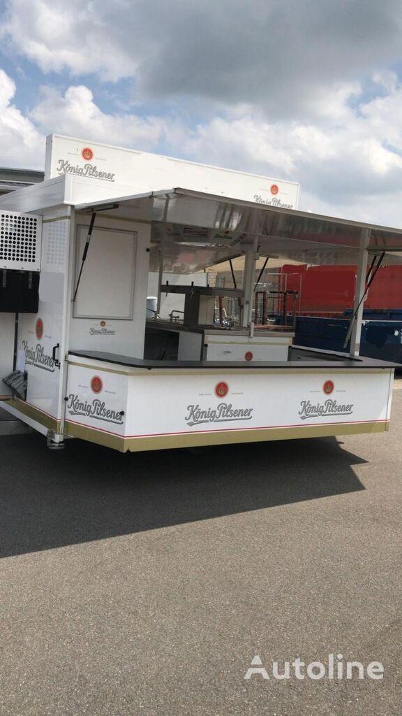 Getränke-Verkaufsanhänger (PEKI, GVA4000/8K/4671) vending trailer