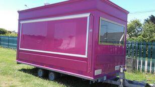 HUBIERE vending trailer