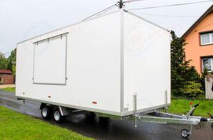 new ALKORO 5m SS2 nowa przyczepa  vending trailer